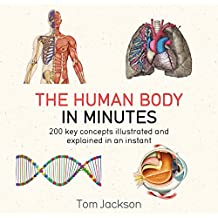 The Human Body in Minutes: 200 key concepts illustrated and explained in an instant (English Edition)