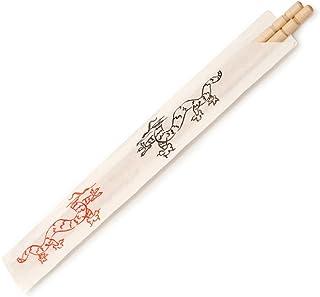 Garcia de Pou 木质包装日本 Chopsticks 包装盒,木质,天然,30 x 30 x 30 厘米