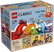 LEGO 乐高 经典卷积木10715-60周年限量版-442件