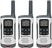 Motorola T260 Talkabout Radio, 2 Pack 灰色 3 Pack