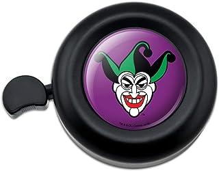 GRAPHICS & MORE 蝙蝠侠小丑标志自行车车铃