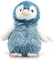 """Steiff 63923 原装毛绒玩具企鹅柔软可爱朋友 Paule,毛绒玩具约14厘米,品牌毛绒纽扣耳朵"""",适合宝宝出生的婴儿,"""