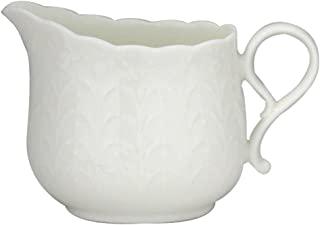 Narumi 鸣海 Silky White系列 欧式奶罐 130cc(约130ml)洗碗机微波炉可用 9968-4263P