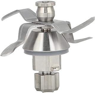 Qiilu 搅拌机刀片,不锈钢搅拌机刀片替换零件配件,适用于 Vorwerk Thermomix TM31 TM51