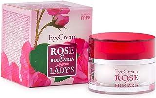 Biofresh 抗皱眼霜 含天然玫瑰水 适合敏感皮肤,不含防腐剂,25毫升