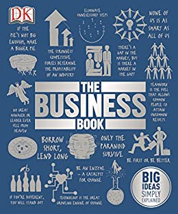 """The Business Book: Big Ideas Simply Explained (English Edition)"",作者:[Dorling Kindersley]"