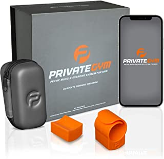 Private Gym - Kegel & Pelvic Exercise System for Men With DVD and Resistance Weights