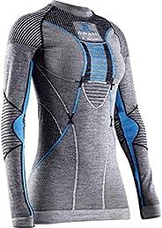 X-BIONIC Apani 4.0 女士 美利奴圆领长袖衫