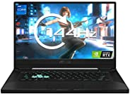 ASUS 华硕 TUF Dash FX516PR 15.6英寸全高清144 Hz游戏笔记本电脑(Intel i7-11370H,Nvidia GeForce RTX 3070 8 GB显卡,16 GB RAM(8 GB