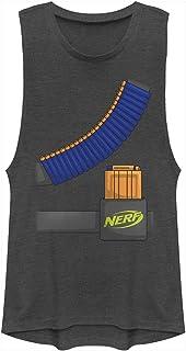 Hasbro 孩之宝 女式 Nerf Faux Tactical 服饰节日肌肉
