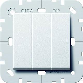 GIRA 283326 摇杆开关系统 55 BS 80 铝