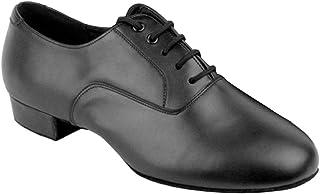 VERY FINE 舞鞋 c919101黑色皮革 (比赛级)