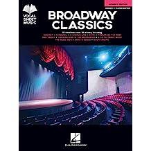 Broadway Classics - Women's Edition: Vocal Sheet Music (Singer + Piano/Guitar) (English Edition)