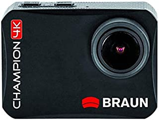 Braun 博朗 4K Champion 运动相机00158067 Braun 4k 黑色