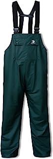 RainRider 工作服围兜雨裤男式女式重型裤子防水工作裤钓鱼工作服