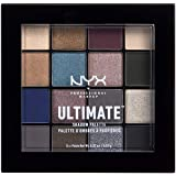 NYX PROFESSIONAL MAKEUP Ultimate 眼影盘,烟灰,1盘