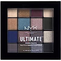 NYX PROFESSIONAL MAKEUP Ultimate 眼影盘,烟灰,1盘