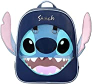 Lilo and Stitch ITA 迷你背包,带可拆卸弹簧销