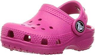 Crocs Unisex Kids' Classic K Cdy Pink Clogs