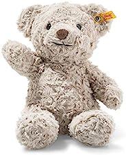 Steiff 113420 泰迪熊毛绒玩具,28cm,灰色
