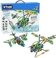 K'NEX Imagine Power and Play 电动建筑套装,7 岁以上,组装教育玩具,5