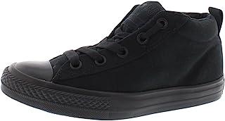 Converse 儿童 CHUCK TAYLOR STREET CAB MID 时尚运动鞋鞋–男孩