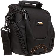 AmazonBasics 相机包 单反用 黑色 附肩带