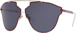 Dior SOREALFAST 蓝色飞行员女式太阳镜 DIORSOREALFAST 0AU2 KU 69