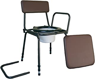 Aidapt Surrey Adjustable Commode Chair by Aidapt