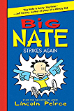 Big Nate Strikes Again (English Edition)