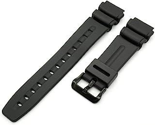 Casio 19mm Black-Resin-DW280/290 PDA / GPS /移动电话配件