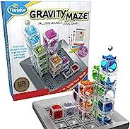 Think Fun 重力迷宫弹珠逻辑游戏 STEM Toy适合8岁+的男孩女孩