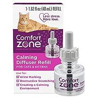 Comfort Zone 舒缓扩散器仅限补充装,新款 2X 猫*精华,1 包