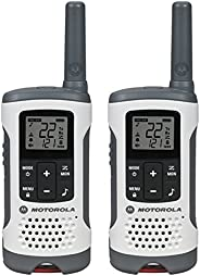 Motorola T260 Talkabout Radio, 2 Pack 灰色 2组
