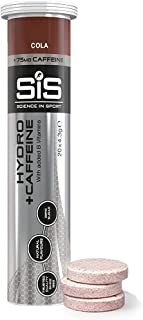 Science in Sport Go Hydro Hydration Tablets - Cola, Tube of 20