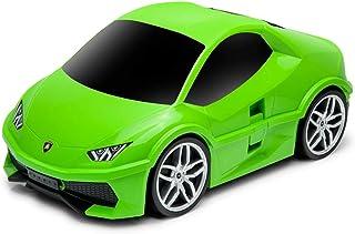 RIDAZ Lamborghini 儿童行李箱,49 厘米 绿色 绿色