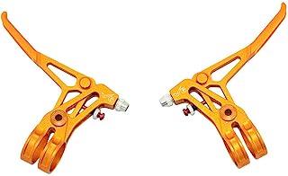 KCNC V6 全数控机加工 MTB 制动杆,66 克,金色,SK2126