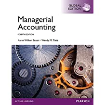 Managerial Accounting, Global Edition (English Edition)