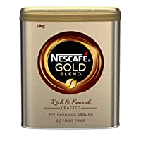 NESCAFé 雀巢 GOLD 速溶黑咖啡,1公斤