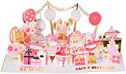 American Greetings Pop Up Birthday Card for Her with Music (大交易)