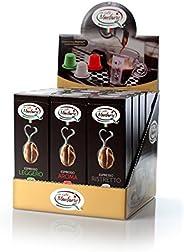 Caffè Monforte 咖啡胶囊 适用于 Nespresso咖啡机