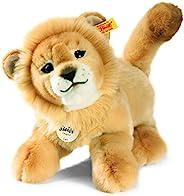Steiff Leo 婴儿悬挂狮子(棕色)