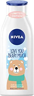 NIVEA 妮维雅 身体乳 Love You Beary Much,400毫升