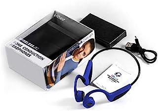 Vibez 露耳无线骨传导耳机 | 无线蓝牙 5.0 连接 | 耐汗运动耳机VBZ02 中 蓝色
