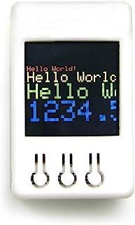 WINGONEER TS V1.2 DIY 盒子 ESP32 1.44 英寸 128x128 TFT MicroSD 卡插槽扬声器蓝牙 WiFi 模块