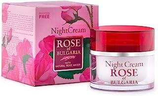 晚霜 保加利亚玫瑰玫瑰 天然玫瑰水