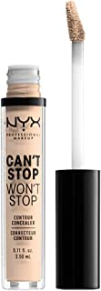 Nyx 专业化妆 Can't Stop Won't Stop 遮瑕膏