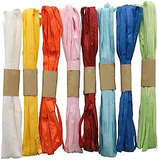 Glorex 纸绳,彩色,5米