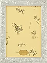 拼图框 迪士尼* 艺术手办相框 108片用 珍珠白(18.2x25.7cm)
