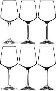 RCR Cristalleria Italiana Aria 系列 6 件套水晶酒杯套装 White Wine (15.5 oz)